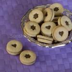 FBS: Kleine sandwich koekjes