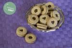Kleine sandwich koekjes